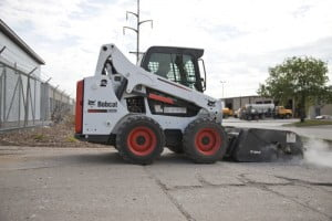 Bobcat S570 at Border Bobcat South Wales