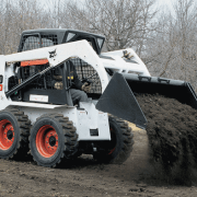 Bobcat S130 - Medium sized Skid-Steer Loader