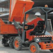 Ausa D150RMG - 1,500 kg Rigid chassis