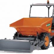 Ausa D175RMS - 1,500 kg Rigid chassis