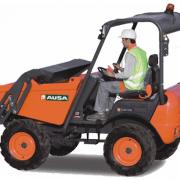 Ausa D201RH - 2,000 kg Rigid chassis