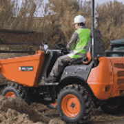 Ausa D250RMG - 2,500 kg Rigid chassis