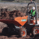 Ausa D250AHG - 2,500 kg Articulated chassis