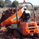Ausa D350AHG - 3,500 kg Articulated chassis