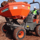 Ausa D400AHG - 4,000 kg Articulated chassis